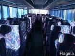 Автобус комфортабельный, 46-55 мест - фото 4
