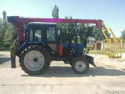 Автогидроподъемник на базе трактора МТЗ, 11 метров - фото 3