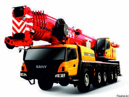 Автокран 180 тонн