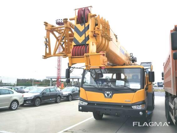 Автокран 70 тонн. Новый.