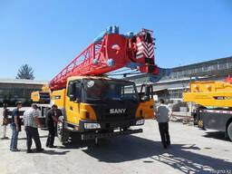 Автокран Palfinger Sany QY25С, пр-во Австрия/Китай, новый