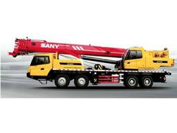 Автокран Palfinger-Sany QY50C