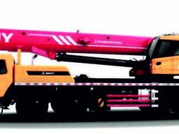 Автокран Palfinger SANY STC750