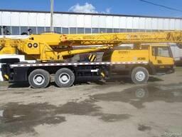 Автокран xcmg qy25k 25 тонн