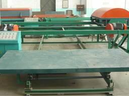 Автоматическая линия по производству стекломагниевого листа