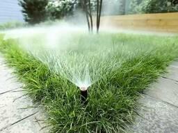 Автоматическая система полива сада