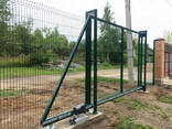 Автоматические ворота 3D - фото 4
