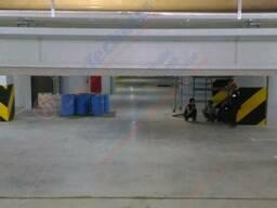 Автоматические ворота для паркинга 3000 х 2500