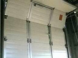 Автоматические ворота гаражные