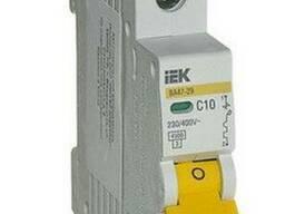 Автоматический выключатель - фото 1