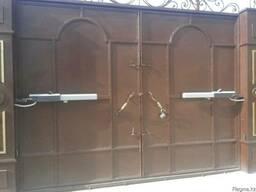Автоматика для ворот,Уличные сдвижные и распашные ворота