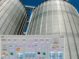 Услуги автоматизации элваторов, мельничных комплексов