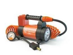 Автомобильный компрессор (насос для шин) 35 литров AGR-35L