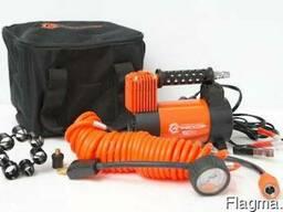 Автомобильный компрессор (насос для шин) 50 литров AGR-50