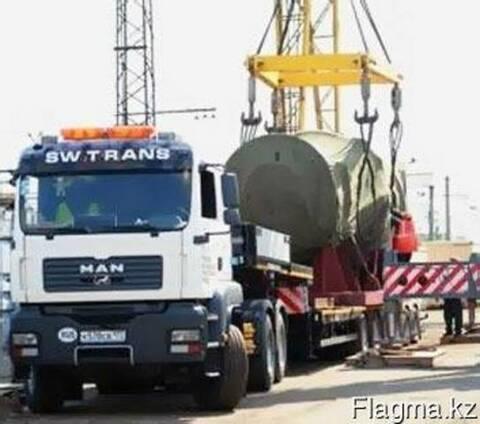 Автоперевозка грузов из России в Казахстан!