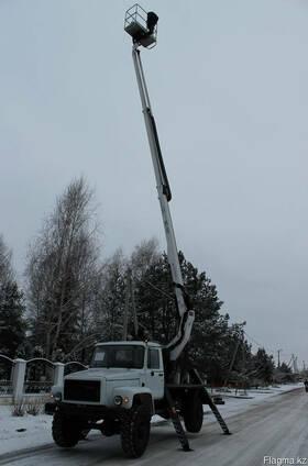 Автовышка (автогидроподъемник) 10-45 метров