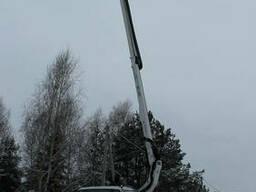 Автовышка (автогидроподъемник) 10-45 метров - фото 1