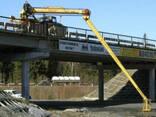 Автовышка для обсуживания мостов - фото 1