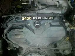 Контрактные двигателя на Toyota