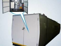 АЗС контейнерного типа (КАЗС)