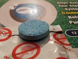 Бактерии для выгребных ям и септиков, Septic Fizzytabs™, США