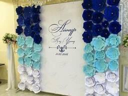 Баннер на свадьбу, юбилей, день рождения