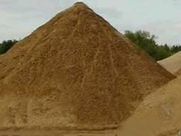 Барханный песок c доставкой