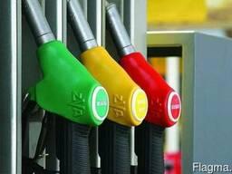 Бензин АИ-92 оптом с нефтебазы
