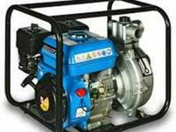 Бензиновая мотопомпа LTP50CE (Launtop) для чистой воды