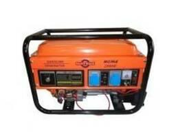 Бензиновый генератор 2,5 квт