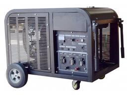 Бензиновый генератор Mateus 12GFE3, (12 кВт), 220В