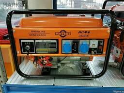 Бензиновый генератор Mateus 6500E HOME, 5, 5кВт
