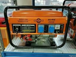 Бензиновый генератор Mateus 2800E HOME, 2,2кВт