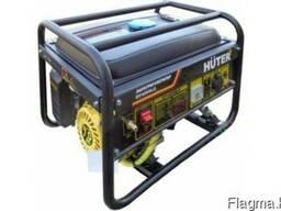 Бензиновый генератор с АВР 6500LXA DY HUTER 5,0кВт