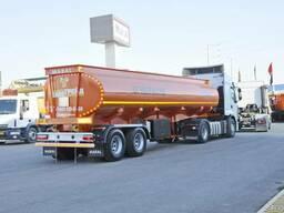 Бензовоз MARAL (Иран) 25 тыс. литров