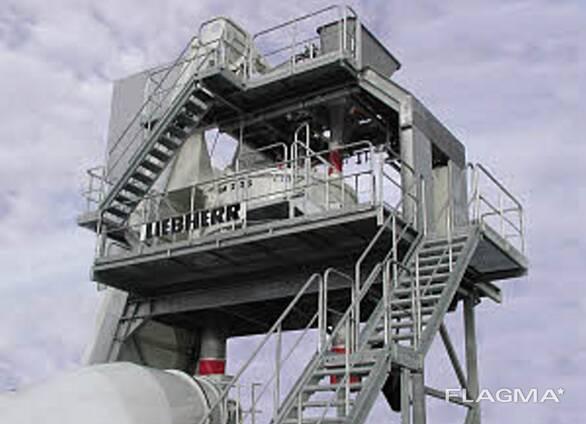 Бетоносмесительная установка Compactmix 0.5 фирмы Liebherr