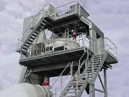 Бетоносмесительная установка Compactmix 0. 5 фирмы Liebherr