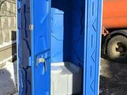 Биотуалет (Туалетная кабина) - фото 1