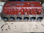 Блок цилиндров Д-260 ммз - 260-1002020 Мтз-1221 - фото 1