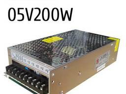 Блок питания А-200-5 для светодиодных экранов