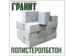 Блок, полистиролбетон. Стеновой, перегородочный, перекрытия,