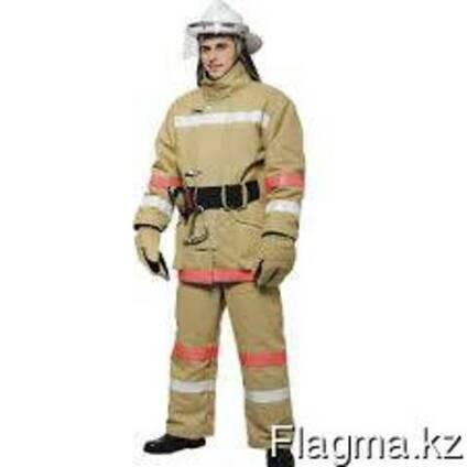 Боевая одежда пожарного для рядового состава БОП-1