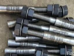 Гост 24379. 1-80 болты анкерные фундаментные в Казахстане