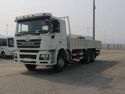 Бортовой грузовик Shacman F3000