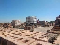 Бригада Узбеков-строителей, свой дом за 2 месяца