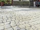 Брусчатка тротуарная Прямолинейный пласт - фото 5