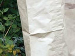 Бумажный мешок открытый