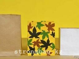 Бумажные армированные мешки для семян, круп, сыпучих продукт