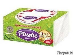 Бумажные полотенца Plushe Home 250 листов.