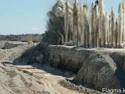 Бурение на карьерах и рудниках РК под БВР.